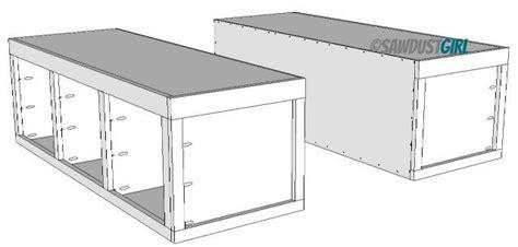 plans bed plans  storage  exotic deck wood