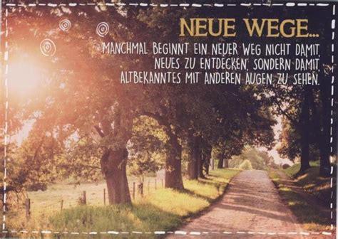spruch postkarte lebensweisheit neue wege grusskartenladen de