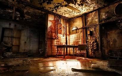 Games Evil Reflection Macabre Rust Gross Blood