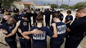 Tiny Texas town turns inward in wake of mass shooting ...