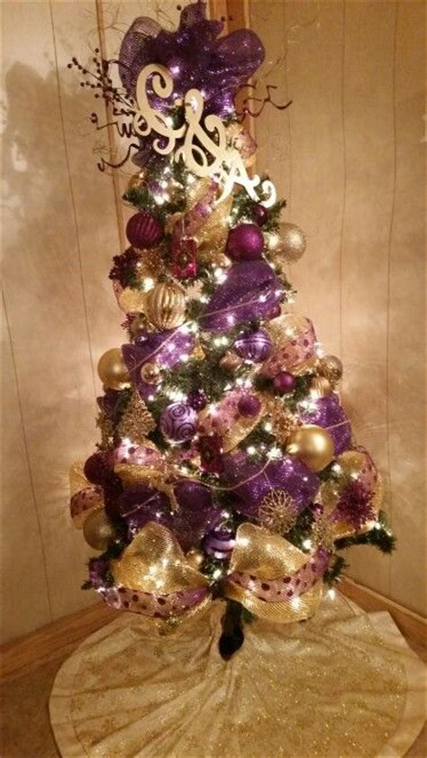 purple and gold top for tree 4734 best loving images on ideas time and merry