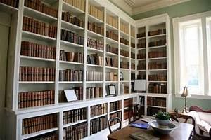 Cool And Unique Bookshelves Designs – built in shelf ideas