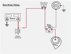 4 Pin Horn Relay Wiring