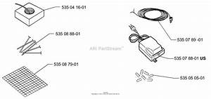 Husqvarna Auto Mower Solar Mower Parts Diagram For