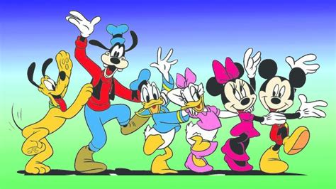 merry band donald duck daisy duck mickey mouse pluto