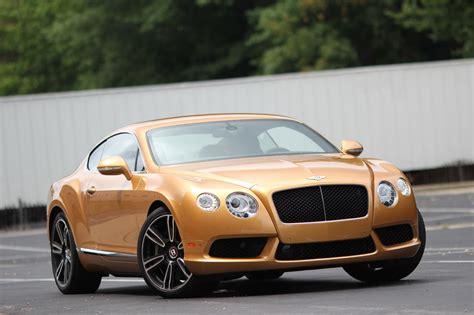 2018 Bentley Continental Gt V8