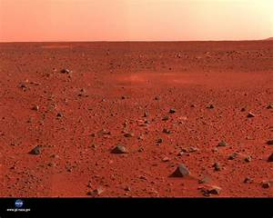 Computer wallpaper, Landscape of Mars