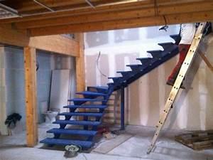 Escalier Sur Mesure Prix : prix escalier escamotable ~ Edinachiropracticcenter.com Idées de Décoration