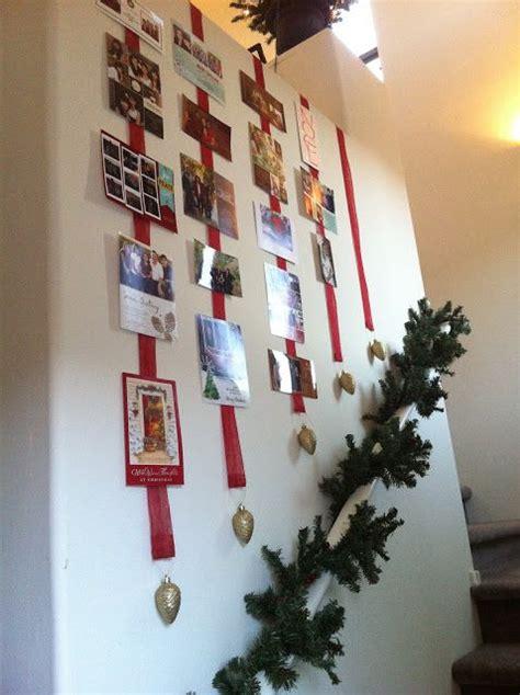 festive ways  display    cards