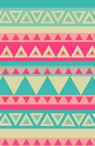 Aztec, Pink and Patterns on Pinterest