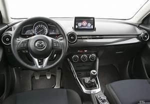 Fiche Technique Et Prix De La Mazda 2 1 5i Skyactiv