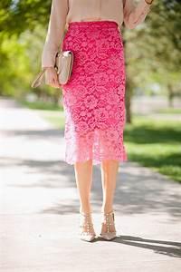 Pink Lace – Ivory Lane