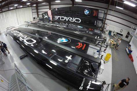 Cost Of Catamaran by This America S Cup Catamaran Costs Nearly Us 3m To Build