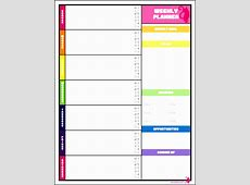 9 Download Free Daily Schedule Template SampleTemplatess