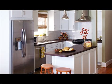 small kitchen ideas  designs   youtube