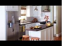 kitchen design ideas Best Small Kitchen Ideas and Designs for 2017 - YouTube