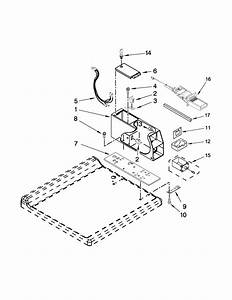 Kenmore 11041932510 Washer Parts