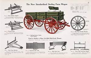 Sterling Eastern States Farm Wagon