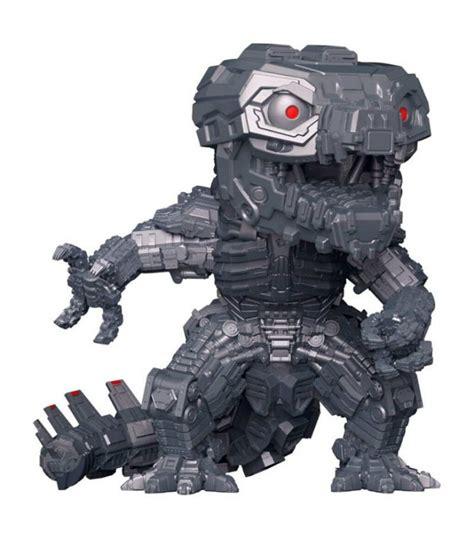 Kong 2021 king kong s.h.monsterarts action figure: Funko POP Mechagodzilla Metallic 1019 Godzilla Vs Kong ...