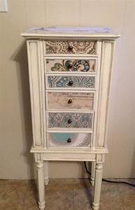 17 Best ideas about Jewelry Box Makeover on Pinterest