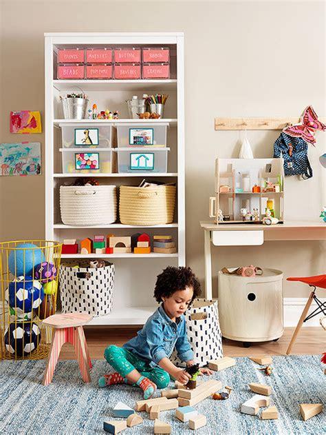 Aufbewahrung Spielzeug Wohnzimmer by Innovative And Easy Storage