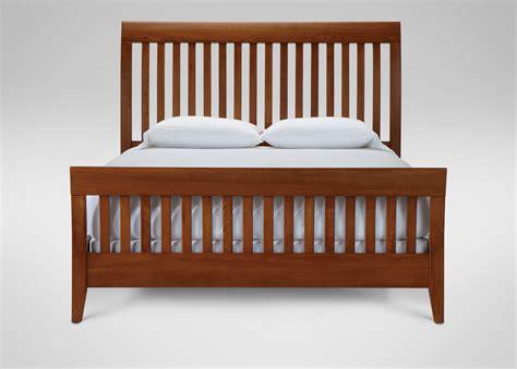 teagan sleigh bed beds
