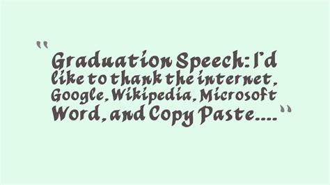 nice graduation quotes graduation speech quotespicturescom