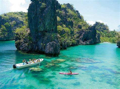 Free Lock Screen Wallpaper Kayangan Lake Coron Islands Palawan Philippines Wallpapers13 Com