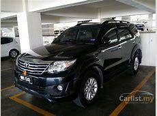 Toyota Fortuner 2012 V TRD Sportivo 27 in Selangor