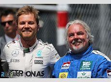 Keke and Nico Rosberg lap Monaco in their titlewinning