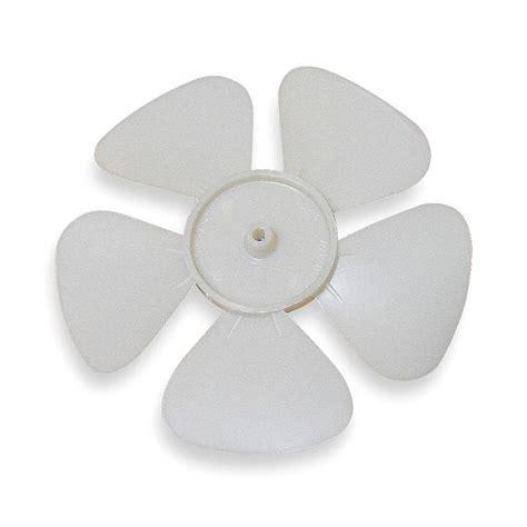 thorgren plastic fan blades thorgren fan blade 6 5 8 in plastic fan blades 5c186