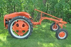 Allis Chalmers G Tractor Complete Parts Manual With Detailed