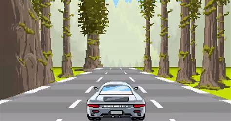 scenic drives  america pixel art style expedia