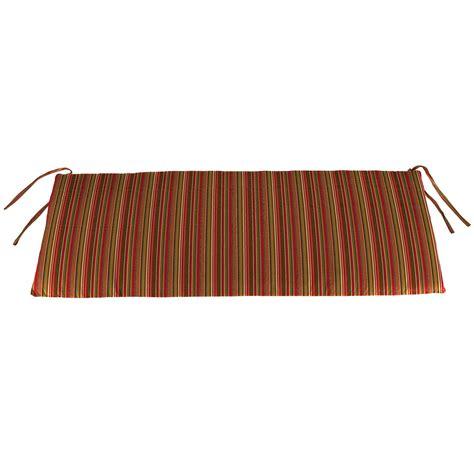 manufacturing sunbrella 54 x 18 in bench cushion