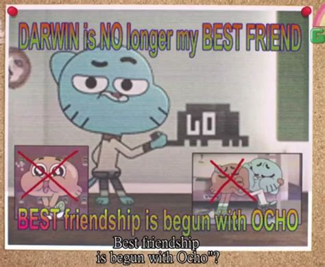 Friendship Ended With Template Friendship Has Ended With Darwin The Amazing World Of