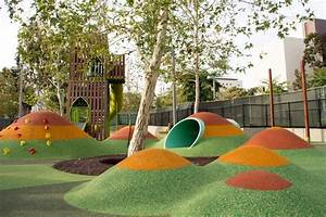 Grand Park's New Playground is Cartoony and Awesome ...