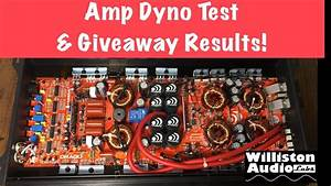 Massive Audio Drago D5k Amp Dyno Test And Giveaway Results