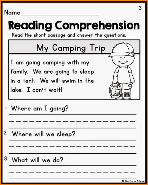 10 kindergarten reading worksheets cath fordgroup