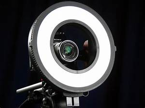 New Fotodiox Pro Flapjack Led Ring Light Kit Produces Soft