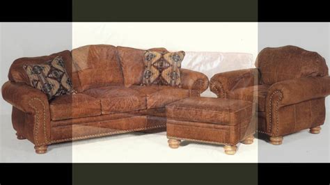 Distressed Leather Couches by Distressed Leather Sofas