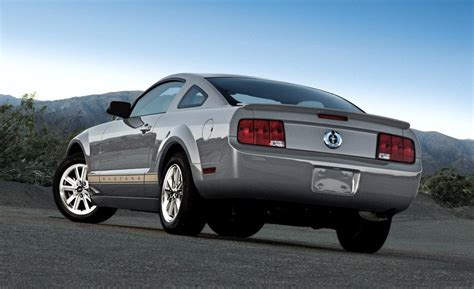 2008 ford mustang images car and driver