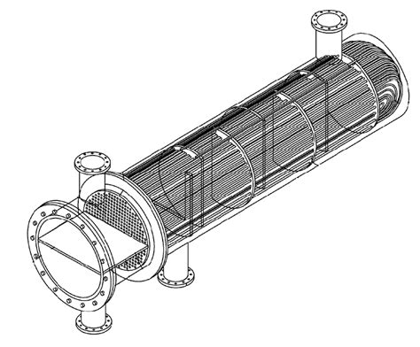 Heat Exchanger Part Diagram by Heat Exchanger Parts Mechpro Heat Exchanger Parts And