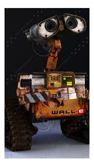 wall-e - 3d model