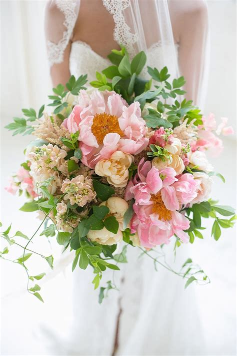 images  peony wedding bouquet  pinterest