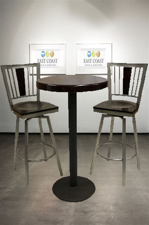 popular 225 list bar table and stools