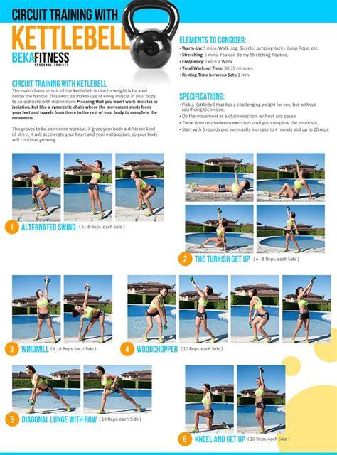 kettlebell circuit fitness kettle workout bell training workouts gymra kettlebells nutrition faith via ball
