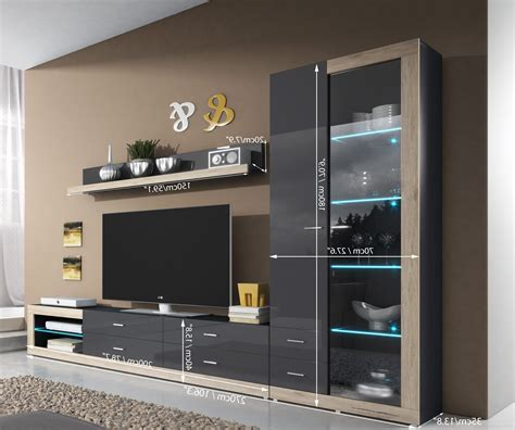 Living Room Glass Unit by 2019 Wall Units For Living Room
