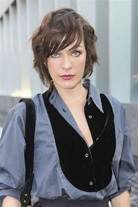 MILLA JOVOVICH at Prada Dinner and Presentation in Milan ...