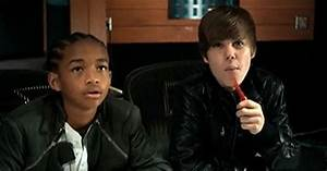 Justin Bieber Teams Up With Jaden Smith For Karate Kid