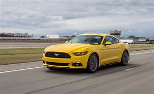 "2015 Ford Mustang ""EcoBoost Engine"" Gas Mileage details revealed! – GT Speed"